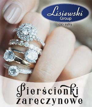 Pierścionki zaręczynowe - Jubiler Lisiewski